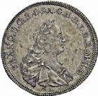 Photo numismatique  ARCHIVES VENTE 2015 -26-28 oct -Coll Jean Teitgen DUCHÉ DE LORRAINE PIERRE LEOPOLD Ier de Lorraine (1765-1790), Gd duc de Toscane  1274- Jeton de la mort de l'empereur, 18 aout 1765.