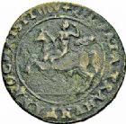 Photo numismatique  ARCHIVES VENTE 2015 -26-28 oct -Coll Jean Teitgen DUCHÉ DE LORRAINE NOBLESSE DE LORRAINE Nicolas, comte de Vaudémont et Mercoeur 1277- Jeton, 1569.