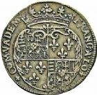 Photo numismatique  ARCHIVES VENTE 2015 -26-28 oct -Coll Jean Teitgen DUCHÉ DE LORRAINE NOBLESSE DE LORRAINE François II, comte de Vaudémont, fils de Charles III, duc en 1625 1278-  Jeton, 1596.