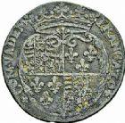 Photo numismatique  ARCHIVES VENTE 2015 -26-28 oct -Coll Jean Teitgen DUCHÉ DE LORRAINE NOBLESSE DE LORRAINE François II, comte de Vaudémont, fils de Charles III, duc en 1625 1279- Jeton, 1596.