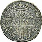 Photo numismatique  ARCHIVES VENTE 2015 -26-28 oct -Coll Jean Teitgen DUCHÉ DE LORRAINE NOBLESSE DE LORRAINE Cl. Antoine Bassompière 1280- Jeton, 1594.