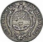 Photo numismatique  ARCHIVES VENTE 2015 -26-28 oct -Coll Jean Teitgen DUCHÉ DE LORRAINE JETONS de l'HÔTEL DE VILLE DE NANCY  1289- Jeton, 1674.