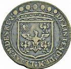 Photo numismatique  ARCHIVES VENTE 2015 -26-28 oct -Coll Jean Teitgen DUCHÉ DE LORRAINE JETONS de l'HÔTEL DE VILLE DE NANCY  1292- Charles Le Lay. Jeton, 1655