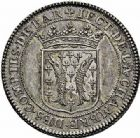 Photo numismatique  ARCHIVES VENTE 2015 -26-28 oct -Coll Jean Teitgen LOCALITES APPARENTEES A LA LORRAINE Chambre des comptes  de BAR  1310- Colbert de Saint-Pouange, intendant de la ville de Bar, 1658.