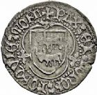 Photo numismatique  ARCHIVES VENTE 2015 -26-28 oct -Coll Jean Teitgen BÉARN ET NAVARRE Seigneurie de BEARN GASTON de Grailly (1436-1471) 1327- Grand blanc, Morlaàs.