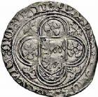 Photo numismatique  ARCHIVES VENTE 2015 -26-28 oct -Coll Jean Teitgen BEARN ET NAVARRE Seigneurie de BEARN FRANCOIS PHEBUS (1479-1483) 1329- Blanc d'argent, Morlaàs.