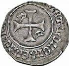 Photo numismatique  ARCHIVES VENTE 2015 -26-28 oct -Coll Jean Teitgen BEARN ET NAVARRE Seigneurie de BEARN FRANCOIS PHEBUS (1479-1483) 1330- Blanc d'argent, Morlaàs.