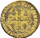 Photo numismatique  ARCHIVES VENTE 2015 -26-28 oct -Coll Jean Teitgen BEARN ET NAVARRE Seigneurie de BEARN HENRI Ier D'Albret, II de Navarre (1516-1555) 1337- Écu d'or au soleil.