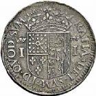 Photo numismatique  ARCHIVES VENTE 2015 -26-28 oct -Coll Jean Teitgen BÉARN ET NAVARRE Seigneurie de BEARN JEANNE D'ALBRET (1562-1572) 1352- Teston, Pau 1565.