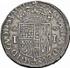 Photo numismatique  ARCHIVES VENTE 2015 -26-28 oct -Coll Jean Teitgen BEARN ET NAVARRE Seigneurie de BEARN JEANNE D'ALBRET (1562-1572) 1353- Teston, Pau 1566.