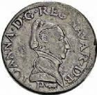 Photo numismatique  ARCHIVES VENTE 2015 -26-28 oct -Coll Jean Teitgen BÉARN ET NAVARRE Seigneurie de BEARN JEANNE D'ALBRET (1562-1572) 1354- Teston, Pau, 1570.