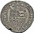 Photo numismatique  ARCHIVES VENTE 2015 -26-28 oct -Coll Jean Teitgen BÉARN ET NAVARRE Seigneurie de BEARN HENRI II (1572-1589) 1362- Teston, Morlaàs 1576.