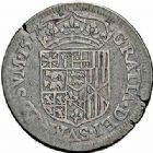 Photo numismatique  ARCHIVES VENTE 2015 -26-28 oct -Coll Jean Teitgen BEARN ET NAVARRE Seigneurie de BEARN HENRI II (1572-1589) 1366- Teston aux bustes affrontés, Moulin de Pau 1577.