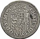 Photo numismatique  ARCHIVES VENTE 2015 -26-28 oct -Coll Jean Teitgen BÉARN ET NAVARRE Seigneurie de BEARN HENRI II (1572-1589) 1368- Teston, Moulin de Pau 1575 (A).