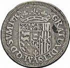 Photo numismatique  ARCHIVES VENTE 2015 -26-28 oct -Coll Jean Teitgen BEARN ET NAVARRE Seigneurie de BEARN HENRI II (1572-1589) 1368- Teston, Moulin de Pau 1575 (A).