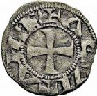 Photo numismatique  ARCHIVES VENTE 2015 -26-28 oct -Coll Jean Teitgen MONNAIES D'AQUITAINE Duché d'AQUITAINE GUILLAUME X (1127-1137) 1392-  Denier.