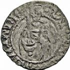 Photo numismatique  ARCHIVES VENTE 2015 -26-28 oct -Coll Jean Teitgen MONNAIES D'AQUITAINE CHARLES DE FRANCE (1469-1472)  1407- Hardi d'argent, Bordeaux.