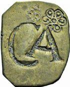 Photo numismatique  ARCHIVES VENTE 2015 -26-28 oct -Coll Jean Teitgen JETONS ET MEDAILLES DES MINES Mines d'ANICHE (Nord)  1408- depuis 1775. Jeton.