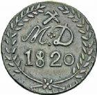 Photo numismatique  ARCHIVES VENTE 2015 -26-28 oct -Coll Jean Teitgen JETONS ET MÉDAILLES DES MINES Mines d'ANICHE (Nord)  1409- 30 sols, 1820.