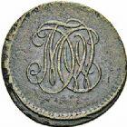Photo numismatique  ARCHIVES VENTE 2015 -26-28 oct -Coll Jean Teitgen JETONS ET MEDAILLES DES MINES Mines d'ANZIN (Nord)  1415- Jeton rond.