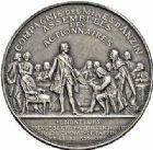 Photo numismatique  ARCHIVES VENTE 2015 -26-28 oct -Coll Jean Teitgen JETONS ET MÉDAILLES DES MINES Mines d'ANZIN (Nord)