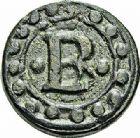 Photo numismatique  ARCHIVES VENTE 2015 -26-28 oct -Coll Jean Teitgen SYSTEMES DE PESAGE POIDS DE VILLES ALBI (Tarn) 1460- Once (1675).