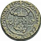 Photo numismatique  ARCHIVES VENTE 2015 -26-28 oct -Coll Jean Teitgen SYSTEMES DE PESAGE POIDS DE VILLES CARCASSONNE (Aude) 1472- Livre, 1667.