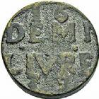 Photo numismatique  ARCHIVES VENTE 2015 -26-28 oct -Coll Jean Teitgen SYSTÈMES DE PESAGE POIDS DE VILLES CASTRES (Tarn) 1474- Émission de 1639. Demi-livre, 1639.