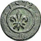 Photo numismatique  ARCHIVES VENTE 2015 -26-28 oct -Coll Jean Teitgen SYSTÈMES DE PESAGE POIDS DE VILLES MONTAUBAN (Tarn-et-Garonne) 1477- Émission de 1572. Demi-Livre, 1572.