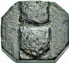 Photo numismatique  ARCHIVES VENTE 2015 -26-28 oct -Coll Jean Teitgen SYSTEMES DE PESAGE POIDS DE VILLES MONTPELLIER (Hérault) 1482- Demi-once ou 32ème de livre du 8ème type ou suivant.