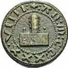 Photo numismatique  ARCHIVES VENTE 2015 -26-28 oct -Coll Jean Teitgen SYSTÈMES DE PESAGE POIDS DE VILLES TOULOUSE (Haute-Garonne) 1494- Demi-livre, 1239.