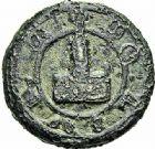 Photo numismatique  ARCHIVES VENTE 2015 -26-28 oct -Coll Jean Teitgen SYSTÈMES DE PESAGE POIDS DE VILLES TOULOUSE (Haute-Garonne) 1499- Demie-once, non datée.
