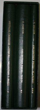 Photo numismatique  ARCHIVES VENTE 2015 -26-28 oct -Coll Jean Teitgen BIBLIOTHÉQUE NUMISMATIQUE   1551- S. Boutin, ciollection POZZI.
