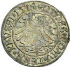 Photo numismatique  MONNAIES MONNAIES DU MONDE POLOGNE SIGISMOND III (1587-1632) Groschen, 1534.