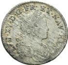 Photo numismatique  MONNAIES ROYALES FRANCAISES LOUIS XV (1er septembre 1715-10 mai 1774)  20 sols de Navarre, Paris 1719.