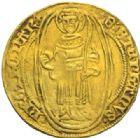 Photo numismatique  MONNAIES BARONNIALES Cité de METZ  Florin d'or, (à partir de 1415).