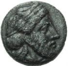 Photo numismatique  MONNAIES GRECE ANTIQUE LYCIE LAMPSAQUE (3ème siècle) Bronze.