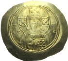 Photo numismatique  MONNAIES EMPIRE BYZANTIN MICHEL VII DUCAS (1071-1078)  Nomisma histamenon or.
