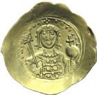 Photo numismatique  MONNAIES EMPIRE BYZANTIN MICHEL VII DUCAS (1071-1078)  Nomisma histamenon or.