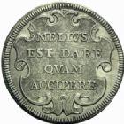 Photo numismatique  MONNAIES MONNAIES DU MONDE ITALIE SAINT-SIEGE, Innocent XI (1676-1689) Teston, 1684.