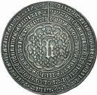 Photo numismatique  ARCHIVES VENTE 2016 -24 MAI MEDAILLES ARTISTIQUES CHARLES VII (30 octobre 1422-22 juillet 1461)  1- Médaille en argent (1455), commémorant l'expulsion des Anglais en 1451. (Type avec Ferro pacem et Regna patris).