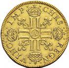 Photo numismatique  ARCHIVES VENTE 2016 -6 juin ROYALES FRANCAISES LOUIS XIII (16 mai 1610-14 mai 1643)  9- Louis d'or à la mèche longue, Paris 1641.