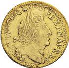 Photo numismatique  ARCHIVES VENTE 2016 -6 juin ROYALES FRANCAISES LOUIS XIV (14 mai 1643-1er septembre 1715)  15- Louis d'or aux quatre L, Limoges 1694.