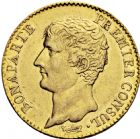 Photo numismatique  ARCHIVES VENTE 2016 -6 juin MODERNES FRANÇAISES BONAPARTE, 1er consul (24 décembre 1799-18 mai 1804)  85- 20 francs or, Paris an XI.