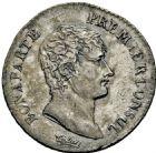 Photo numismatique  ARCHIVES VENTE 2016 -6 juin MODERNES FRANÇAISES BONAPARTE, 1er consul (24 décembre 1799-18 mai 1804)  89- Demi-franc, Paris an 12.