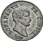 Photo numismatique  ARCHIVES VENTE 2016 -6 juin MODERNES FRANÇAISES BONAPARTE, 1er consul (24 décembre 1799-18 mai 1804)  90- Quart (de franc), Paris an 12.