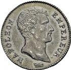 Photo numismatique  ARCHIVES VENTE 2016 -6 juin MODERNES FRANÇAISES NAPOLEON Ier, empereur (18 mai 1804- 6 avril 1814)  108- 1 franc, Paris 1806.