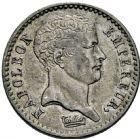 Photo numismatique  ARCHIVES VENTE 2016 -6 juin MODERNES FRANÇAISES NAPOLEON Ier, empereur (18 mai 1804- 6 avril 1814)  116- Demi-franc «tête de nègre», Paris 1807.