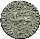Photo numismatique  ARCHIVES VENTE 2016 -6 juin BARONNIALES - POIDS de VILLE BORDEAUX  248- Poids d'une demi-livre, émission de 1316.