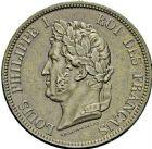 Photo numismatique  ARCHIVES VENTE 2016 -6 juin COLONIES FRANCAISES (1640-1843) LOUIS-PHILIPPE Ier (9 août 1830-24 février 1848) GUADELOUPE 250- 10 et 5 centimes, Paris 1839 - AFRIQUE EQUATORIALE FRANÇAISE. 10 cent, Pretoria.
